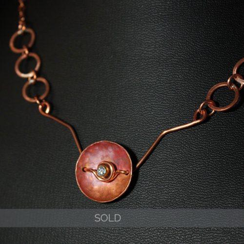 Copper Whirl